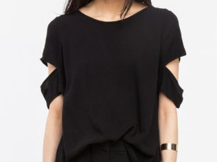 cut out blouse 25.73