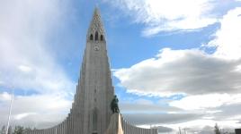 The beautiful Hallgrímskirkja is a Lutheran (Church of Iceland) parish church in Reykjavík.